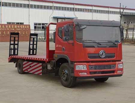 东风牌EQ5120TPBLZ5N型平板运输车