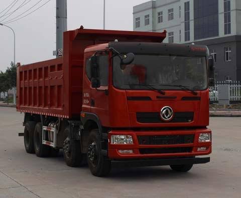 东风牌EQ3310GZ5D2型自卸汽车