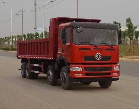 东风牌EQ3310GZ5D3型自卸汽车