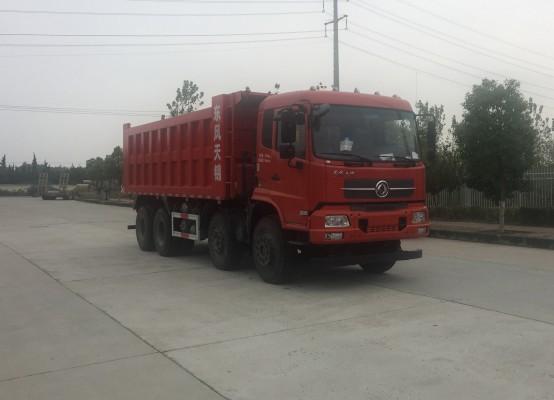 东风牌DFH3310B2型自卸汽车