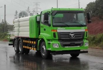 福田牌BJ5252TDYE5-H1型多功能抑尘车