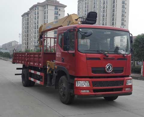 东风牌EQ5161JSQZMV型随车起重运输车